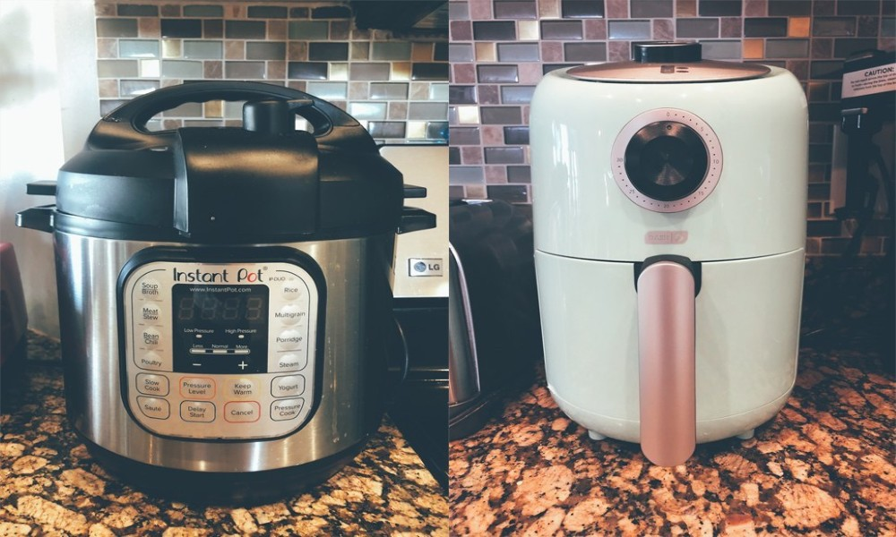 Air Fryer vs Instant Pot