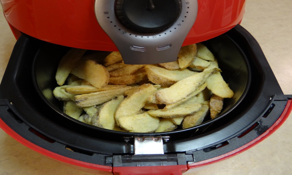 How an Air Fryer Works