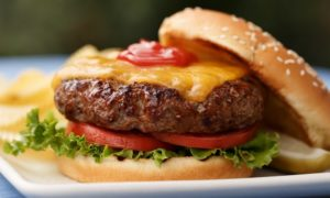 How to Cook a Frozen Hamburger in an Air Fryer