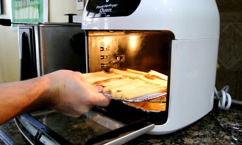 Power Air Fryer Oven Infomercial