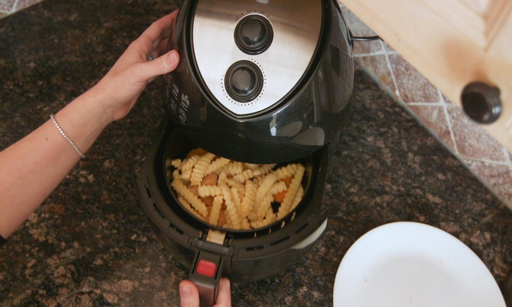 Learn the Proper Way to Use the Air Fryer