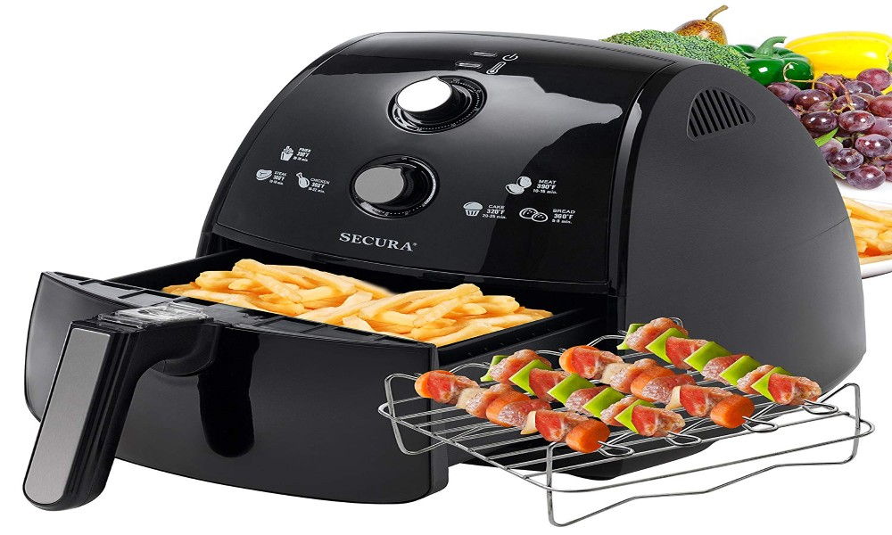 Best Large Capacity Air Fryer